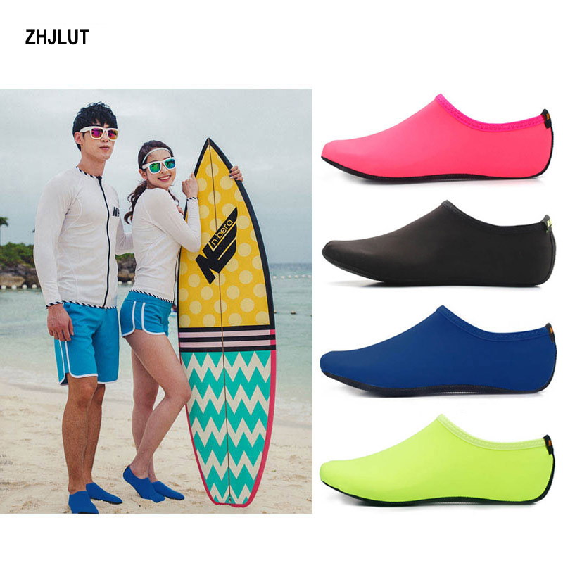 Unisex Summer Water Shoes For Men Outdoor Swimming Shoes Aqua Beach Shoes Women Quick Dry Breathable Socks Diving Yoga Sneakers
