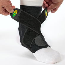 Outdoor sport socks basketball football cycling socks Sports Ankle Joint Support Brace Stability 3-tier Structure 2 Adjustable