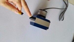 CWP-S1000mm, аналоговый выходной ход, линейный струнный потенциометр, кабель, преобразователь, измеряющий длину провода