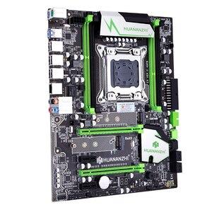 Image 4 - Placa base huananchi X79 LGA2011 ATX USB3.0 sta3 PCI E NVME m2 SSD compatible con memoria ECC y procesador xeos E5