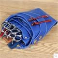 3 Colores Pro Salon Peluquería Tijeras Kit de Cuero Bolsa Bolsillos Multifunción Tijeras Peluquería bolsa de La Pistolera Titular de la Herramienta