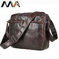 Men Leather Shoulder Bag 100 Genuine Leather Men Messenger Bags Gift For Men Crossbody Purse Men