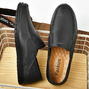 Image 5 - OZERSK אופנה גברים אמיתי עור נעלי זכר שמלת חתונה קלאסי עסקי המפלגה משרד חתונה ופרס גברים של דירות נעליים
