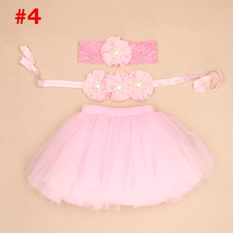 Pink-Baby-Tutu-with-Flower-Bra-Top-and-Lace-Headband-Newborn-Girl-Photo-Props-Costume-Baby-Tulle-Tutus-Baby-Gift-TS070-4