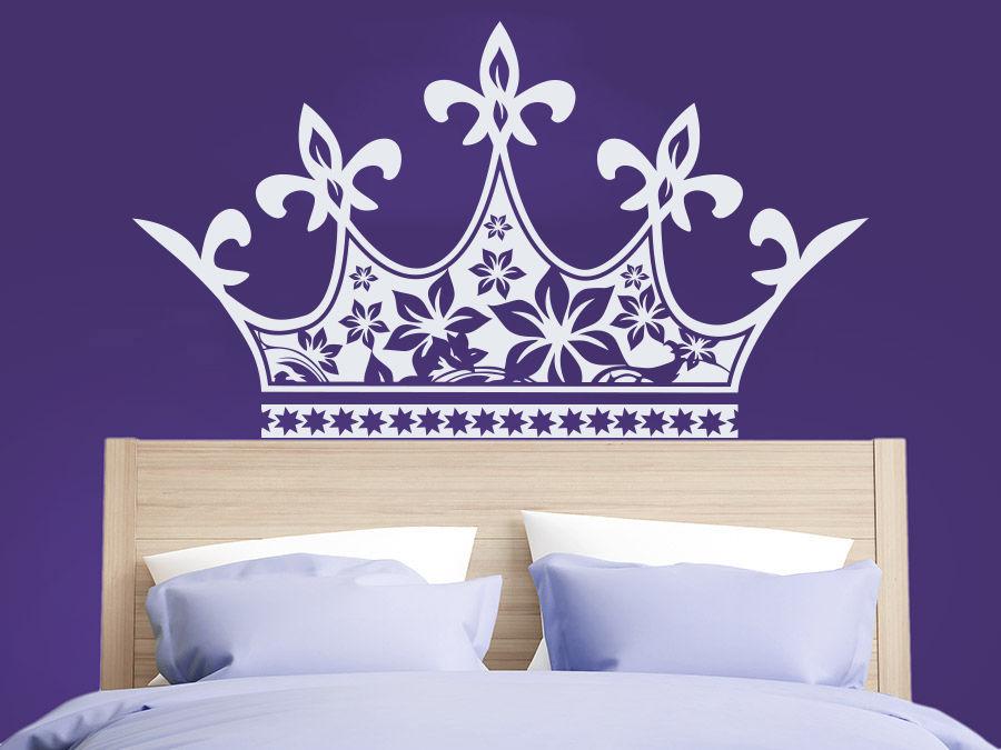 Aliexpress.com : Buy Princess Girls Crown Wall Decal