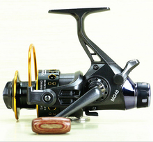 NEW HOT SALES MG60 FOR BIG FISH Ocean fresh saltwater ICE FLY CARP wheel spinning reel 11 Ball Bearings dual line control gaples