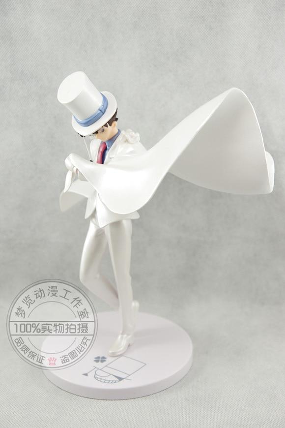ФОТО Detective Conan Kaito Kid large magician 23cm anime gift