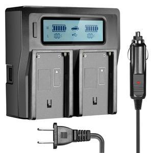 Image 5 - Pour Fujifilm NP T125 NP T125 BC T125 de batterie chargeur de batterie pour Fujifilm GFX 50S GFX50S GFX 50R GFX50R GFX 100 poignée de VG GFX1