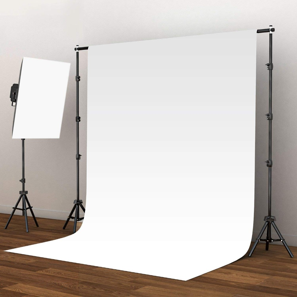 Meking Photography Backdrop Background Support System 2 2m High 2m Wide Professional Studio Set Portable Light