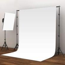 Meking – système de Support darrière plan pour photographie, 2.2m de haut et 2m de large, ensemble de Studio professionnel, Support léger Portable et barre transversale
