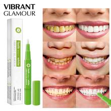 VIBRANT GLAMOUR Tooth Cleaning Bleaching Tool Dental White Teeth Whitening Pen Remove Stains dental children removable deciduous teeth model permanent tooth alternative display studying teaching tool