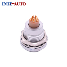 Manufacture best Stanexco M9 Metal circular precision 5 pins receptacle connector ECG.0B.305 lemos 7 pin metal wire circular male female connector plug receptacle replacement to fgg 0b 307 egg 0b 307
