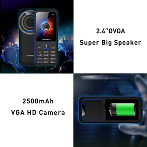 Image 3 - LEAGOO B23 תכונה נייד טלפון בכיר ילדים מיני טלפון רוסית מקלדת 2G GSM לדחוף כפתור מפתח נייד