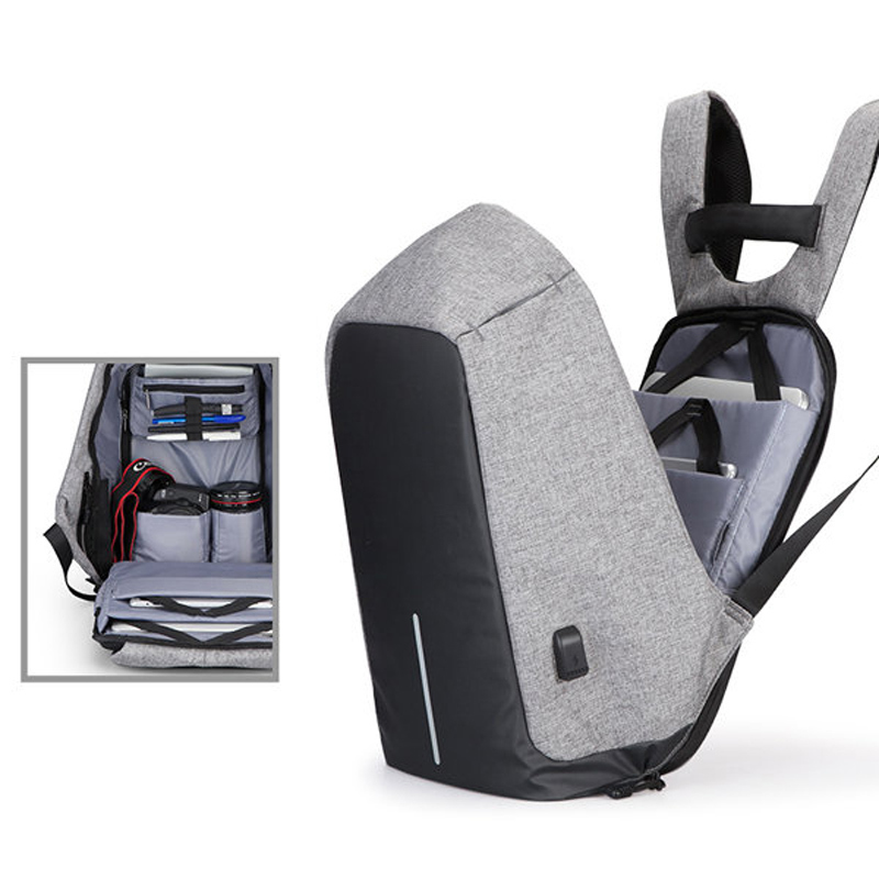 laptop de carregamento usb para Tipo de Ítem : Bobby Backpack