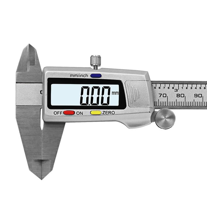 Meetinstrument Roestvrij Staal Digitale Schuifmaat 6  3