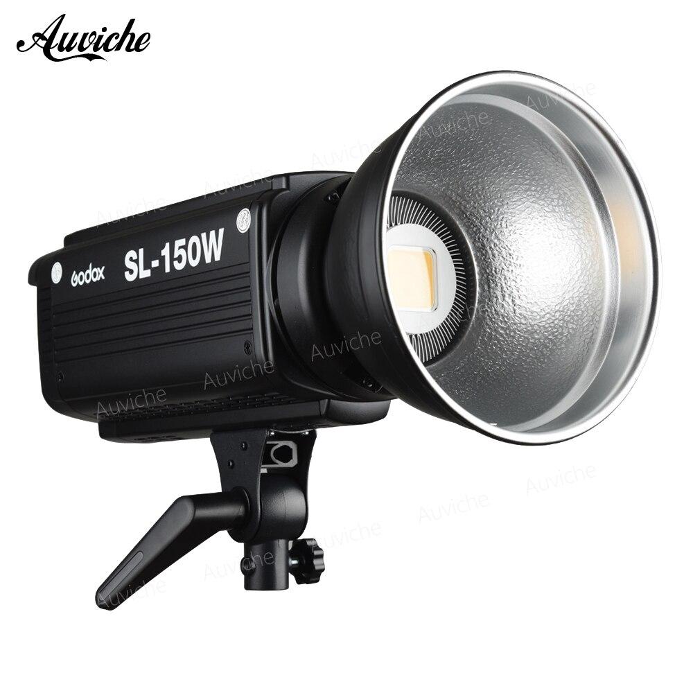 Godox SL-150W 5600K Studio LED Video Light Fill light Photo LED Light Bowens Mount White light Version for Studio Video цена