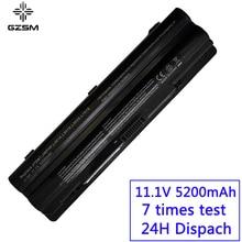 цена на 5200mAh laptop Battery for Dell XPS 14 15 17 L401x L501x L502x L701x L702x 312-1123 312-1127 J70W7 JWPHF R795X WHXY3 akku