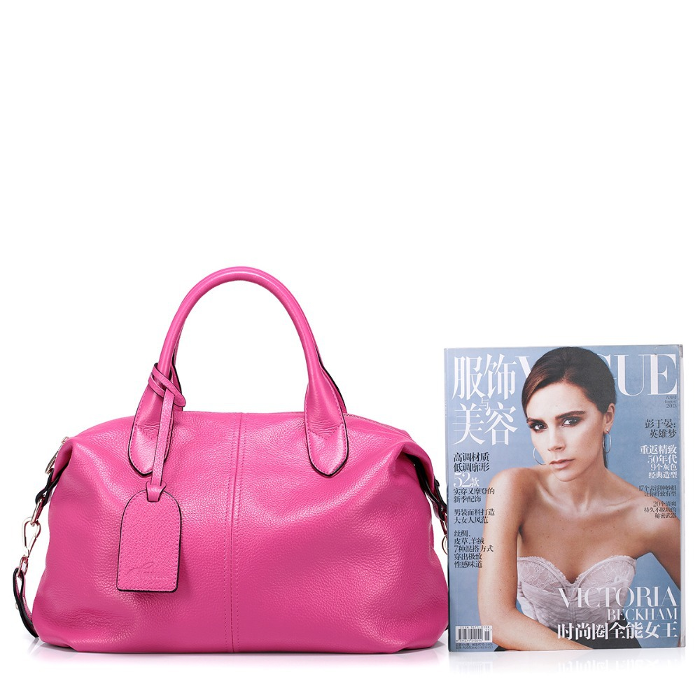 Nucelle γνήσια δερμάτινη τσάντα γυναικών - Τσάντες - Φωτογραφία 6