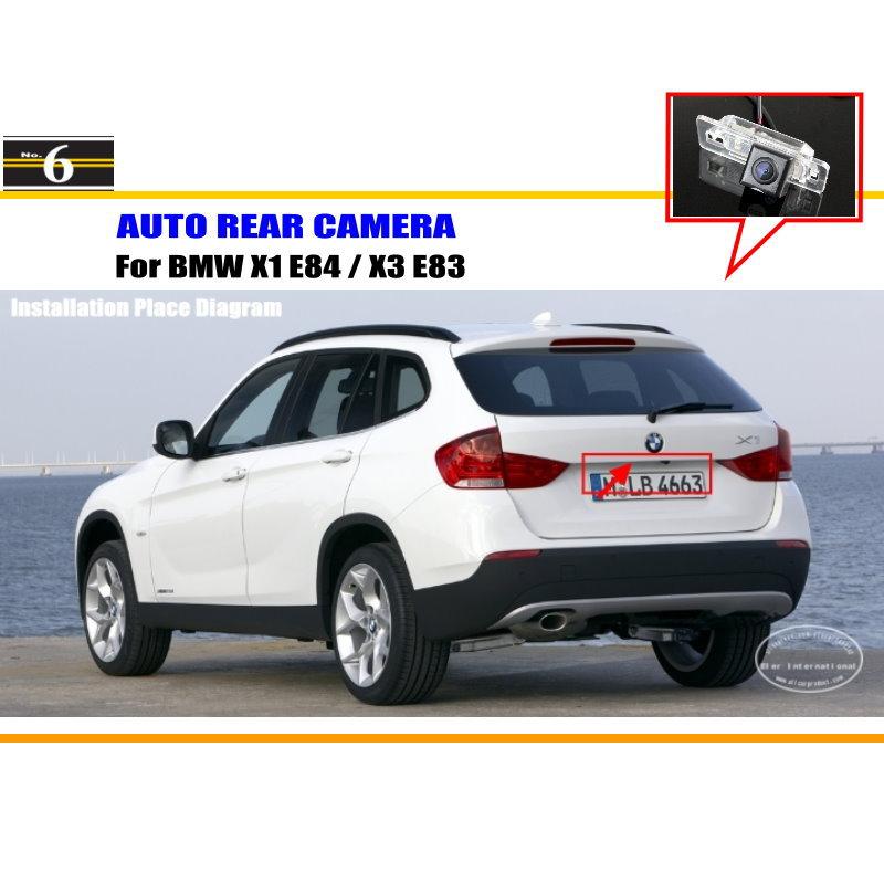 online buy whole bmw e84 reverse from bmw e84 reverse car parking camera reverse camera for bmw x1 e84 x3 e83 rearview camera