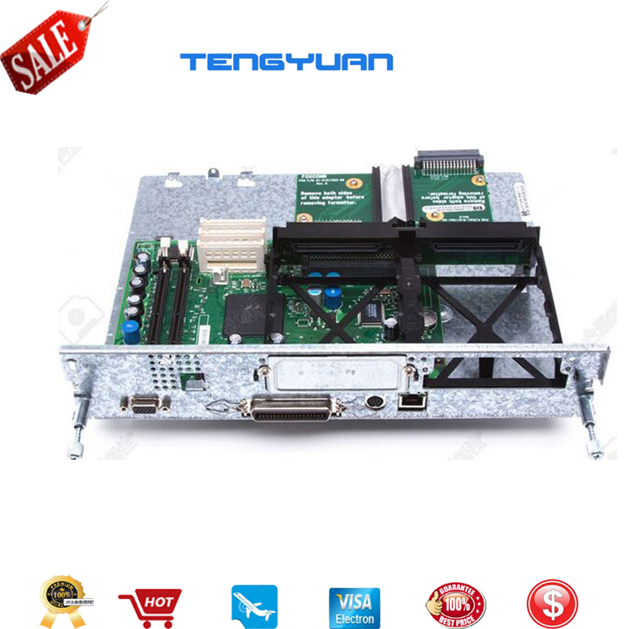 Free shipping 100% test  for HP9040 Formatter Board  Q3721 69008 printer parts on sale formatter board printer parts printer formatter board - title=