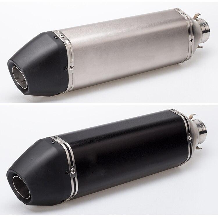 Здесь можно купить   36-51mm universal motorcycle exhaust AK laser AK sticker LD450 CRF450X z800 cb650 MT09 GSX-250R VF800 ZX6R Автомобили и Мотоциклы