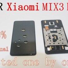 """6,3"""" дисплей Forxiao mi x3 ЖК-экран+ сенсорная панель дигитайзер с рамкой mi x3 экран дисплея"""