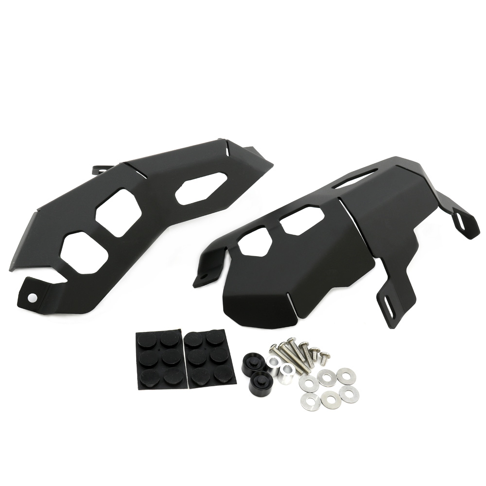 Image 4 - For BMW R1200GS Cylinder Head Guards Protector Cover for BMW R 1200 GS Adventure  2014 2015 2017 after market-in Falling Protection from Automobiles & Motorcycles