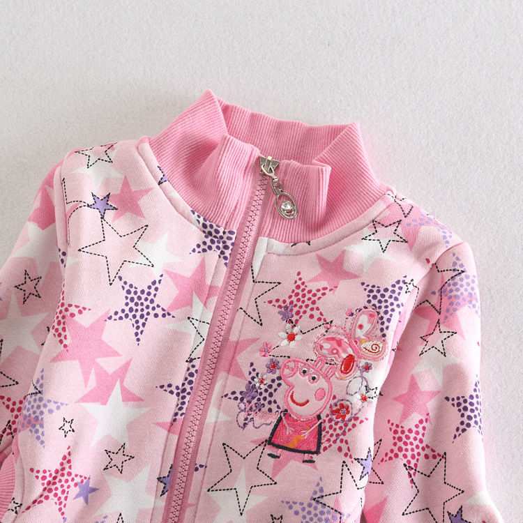 759db0a4fc863 5pcs lot autumn girl jacket for girls coat   jacket girls hoodies pink nova  brand winter children outerwear children clothing-in Jackets   Coats from  Mother ...