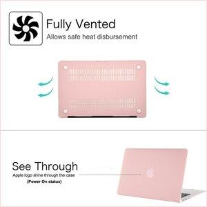 Image 4 - MOSISO Laptop Case Cover voor MacBook Pro 13 inch Retina 13 15 inch A1502 A1425 A1398 laptop tas voor mac pro 13 case 2012 2015
