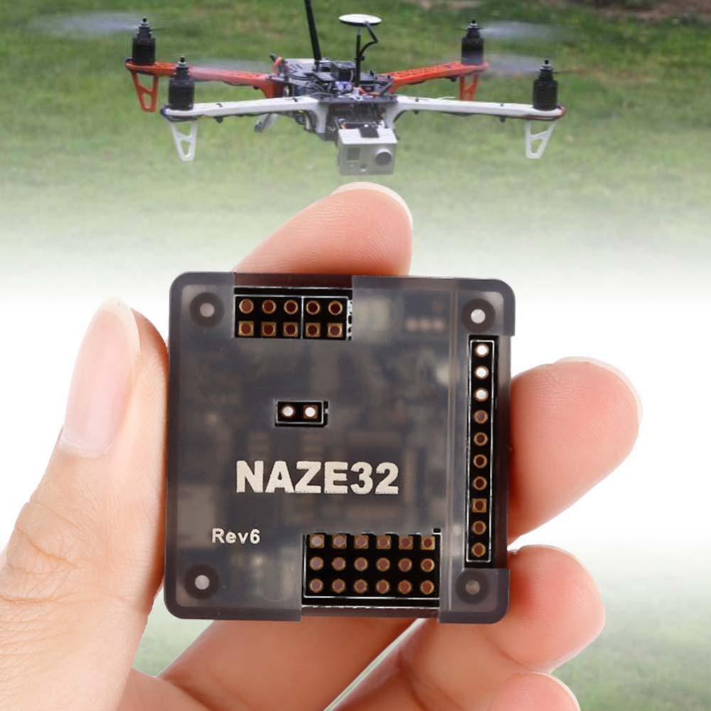 Акро афро naze32 naze 32 rev6 6DOF полета Управление для мини qav250 Quadcopter