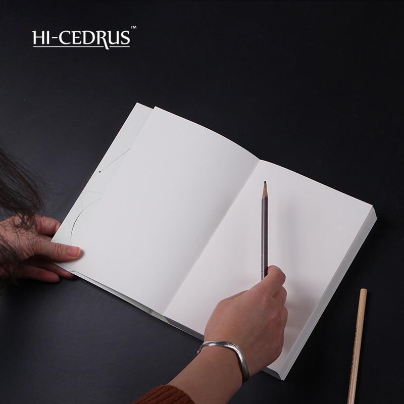 cadeau van hoge kwaliteit A4-formaat witte lage prijs professional - Notitieblokken en schrijfblokken bedrukken - Foto 1