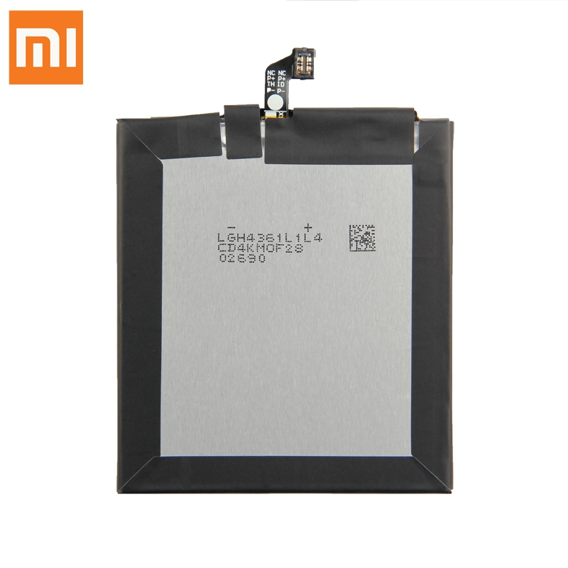 XaioMi Original Battery BM35 For Xiaomi Mi 4C Mi4c 100 New Authentic Phone Replacement Battery 3080mAh in Mobile Phone Batteries from Cellphones Telecommunications