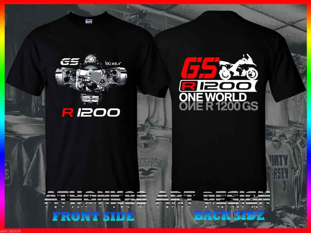 Problem Solved T-SHIRT Motorcycle BMW GS 1200 Fans t shirt