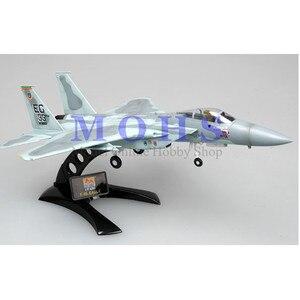 Image 4 - מודל קל 37120 1/72 התאסף דגם בקנה מידה סיים דגם מטוס מטוסים בקנה מידה F15 F 15C 85 0102/לדוגמא, 58 TFS/33 TFW 1991