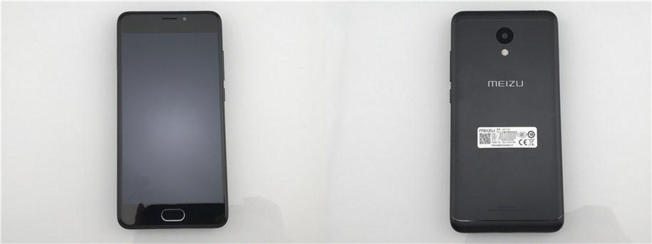 Original Meizu M6 Global Version 4G LTE Cell Phone MT6750 processor