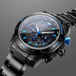 Image 3 - Оригинальные фотодинамические часы TwentySeventeen, умные часы с сапфировой поверхностью и японским механизмом, спортивные часы для Xiaomi