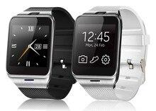 10 teile/los GV18 Smart Bluetooth Uhr mit Kamera Bluetooth Armbanduhr SIM-Karte Smartwatch für iPhone6 Android Telefon PK DZ09 GV08