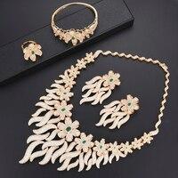 Missvikki Одежда высшего качества новый дизайн золотой 6 цветов украшения для Для женщин свадебные Обручение Юбилей вечерние украшения Популяр