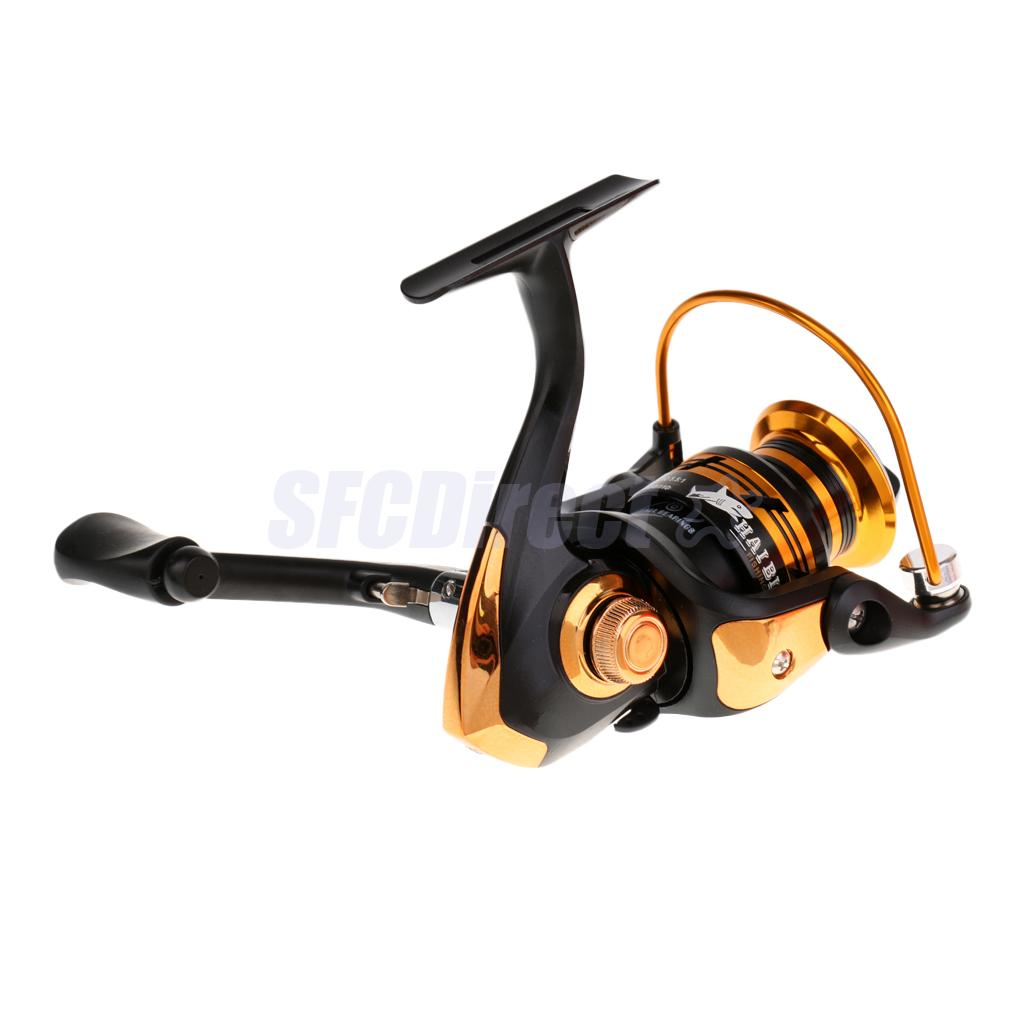 Sea/Casting Fishing Reel 8BB Powerful High Speed Spinning Reel Right/Left Hand, AC2000/3000/4000/5000