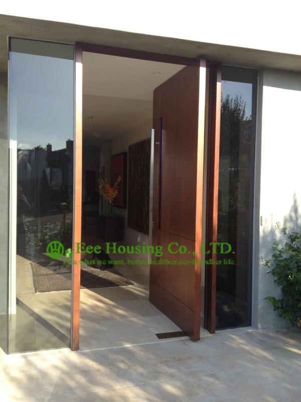 wood door with oval glass old entry doors for sale space saving front font apartment and wrought iron