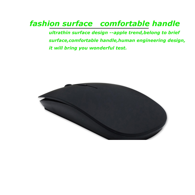 light thin portable wireless mouse,mice directly from the factory