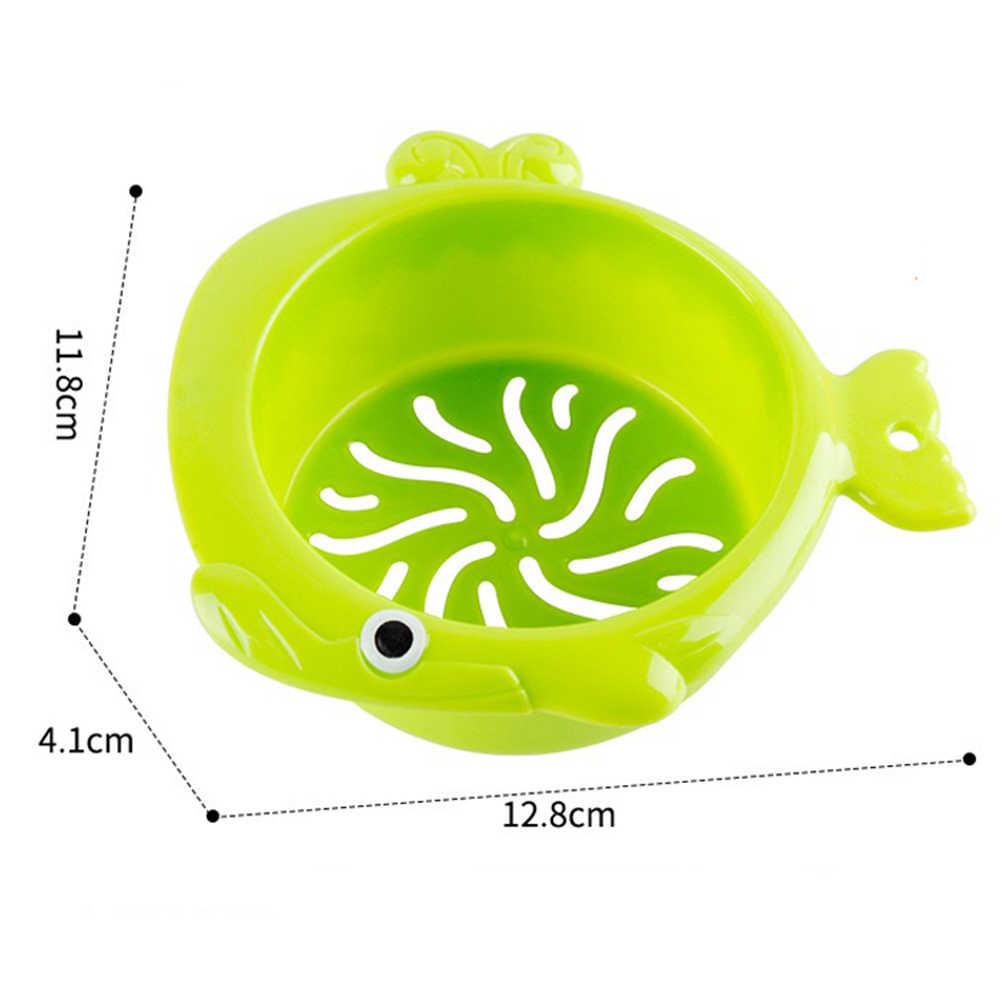 6 шт. набор пирамида из чашек Детские Игрушки для ванны вода пляж игрушка плавательный бассейн Ванна Ванная комната малыш от 1 до 3 Малыш Развивающие игрушки для детей