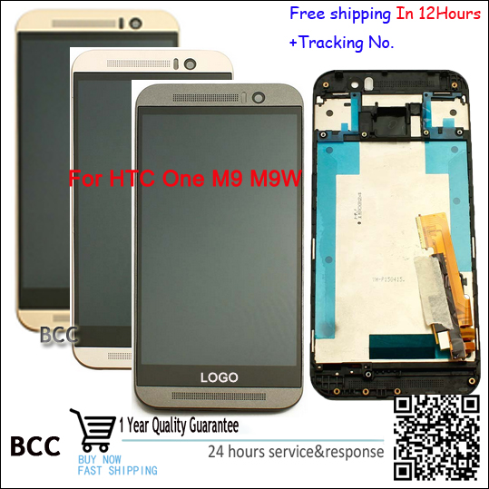 Подробнее о Original Test ok Silver/Golden/Grey LCD screen display+ touch digitizer panel+frame For HTC One M9 M9W free shipping+Tracking No 9 7 for ipad air2 for ipad6 lcd display screen touch screen digitizer test ok tracking code 2048x1536 resolution