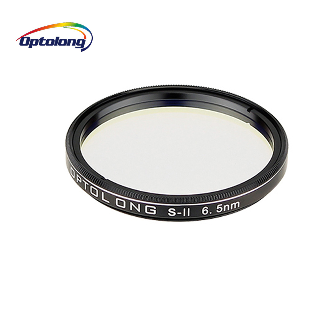 OPTOLONG 2 inch Filter Astronomy Telescope SII CCD 6 5nm Narrow Band Filter for Deep Sky