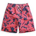 2016 Camouflage Beach Board Shorts Summer Male Quick-Drying Loose Casual Shorts Knee-Length Shorts,Plus Size