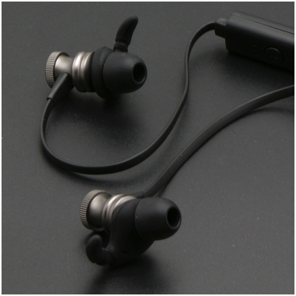 Bluetooth V4.1 In Ear Wireless Earphones With Microphone Neck Band Headset Auriculares Magnetic