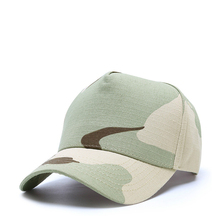 High Quality Cotton Camouflage Hat Men Baseball Cap Mens Snapback Green 2 Choose