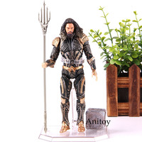 Aquaman Justice League Arthur Curry Mafex Action Figure PVC Collection Model Toy Doll Gift