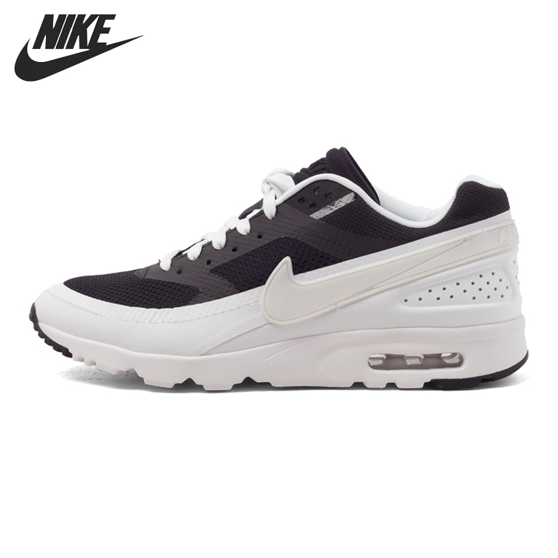 Original New Arrival NIKE W AIR MAX BW ULTRA Women's Running Shoes Sneakers аксессуары comply t 400 blk asst 3 пары