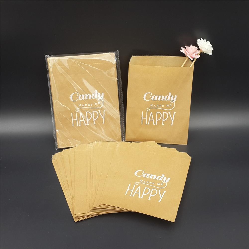 Wedding Cookie Cake Bags Laurel Rustic Candy Buffet Sacks Wedding